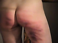 Hard Whipping and Caning from a Naughty Nun