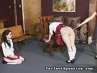 Mistress used apparatus to punish
