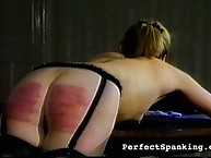 Doctor caned ass to bruises