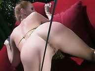 Brutal pussy satisfactory by mistress