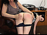 Anita's Bare Bottom Discipline
