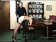 The final act by caning