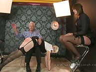 Audition spanking