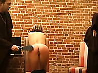 Monastery of Misery Spanking Scene