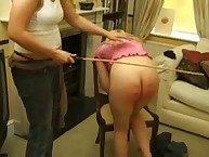 Maids of Dishonour were spanked