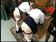 Teens was spanked